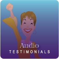 audio testimonials
