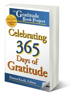 The Gratitude Book Project!