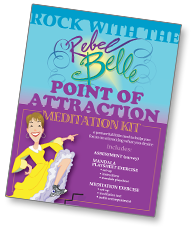 Point of Attraction Meditation Kit