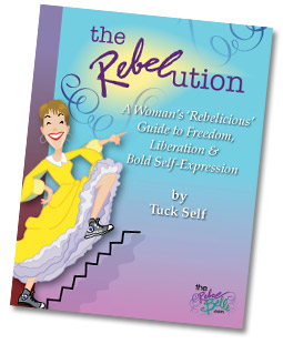 A Li'l Tuck Talk in Unleashing Your Rebel!