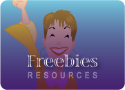 The Rebel Belle - freebies